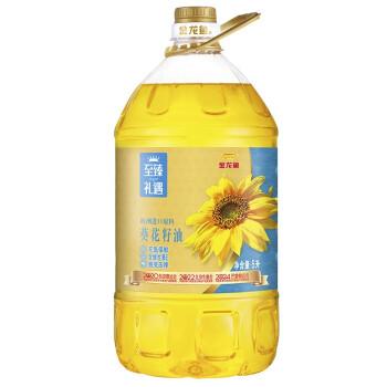金龙鱼至臻礼遇葵籽油5L