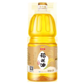 金龙鱼3000ppm稻米油2L