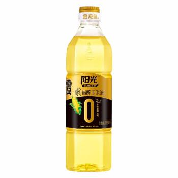 金龙鱼零反式脂肪甾醇玉米油888ml