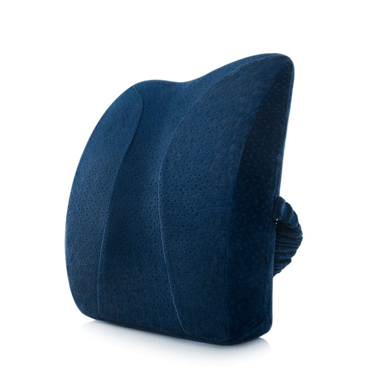 乐扣乐扣-祺盛护脊腰垫45D 藏青色:SH320001-OCH