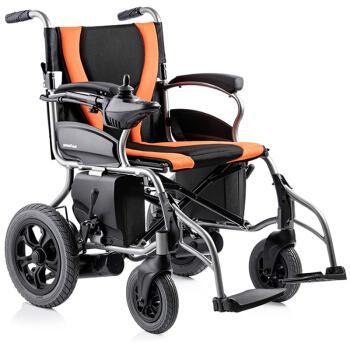 鱼跃(yuwell)电动轮椅车D130H 自动智能铅酸版21Ah