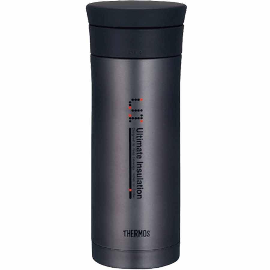 膳魔师(THERMOS)保温杯子高真空不锈钢保温杯茶隔泡茶杯JMK-500