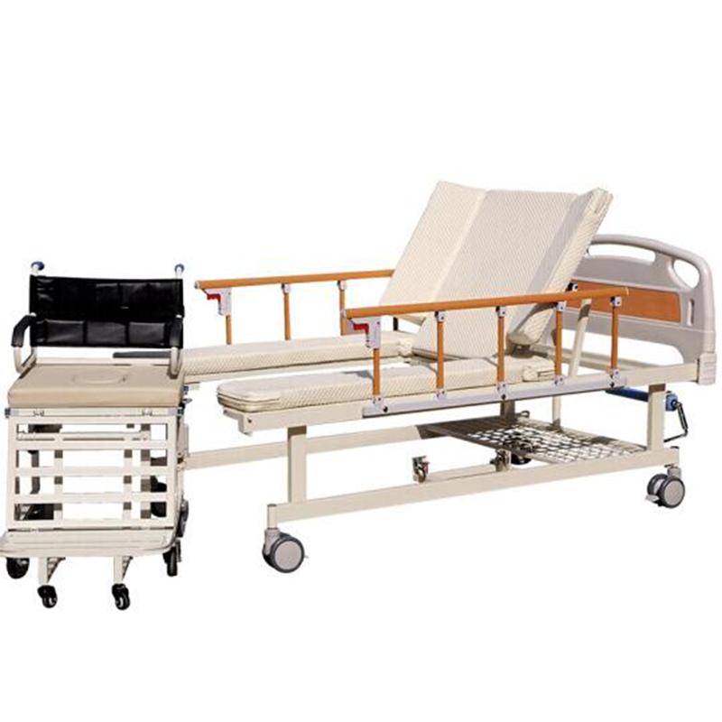 永辉(YONGHUI) C09家用轮椅护理床医用多功能护理床老人JH轮椅可分离使用